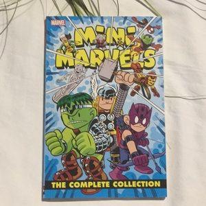 Marvel Mini Marvels Book